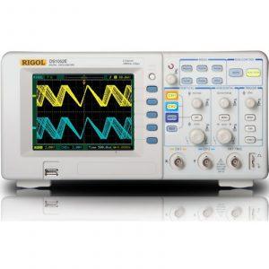 Rigol DS1052D 50MHz 2+16 Channel Digital Oscilloscope