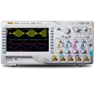 Rigol DS4034 350MHz 4-Channel Digital Oscilloscope