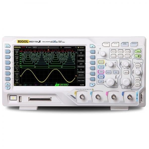 Rigol MSO1074Z 70MHz 4-Channel Mixed Signal Oscilloscopes