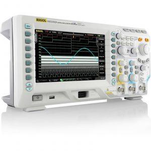 Rigol MSO2302A 300MHz 2-Channel Mixed Signal Oscilloscopes