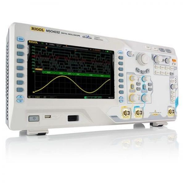 Rigol MSO4032 350MHz 2-Channel Mixed Signal Oscilloscope