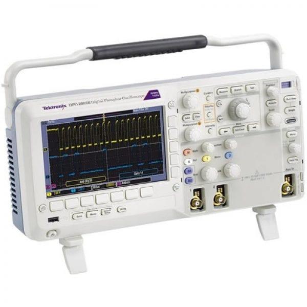 Tektronix DPO2002B 70 MHz, 2-Channel, 1GS/S Digital Phosphor Oscilloscope