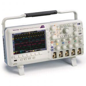 Tektronix DPO2024B 200 MHz, 4-Channel, 1GS/S Digital Phosphor Oscilloscope