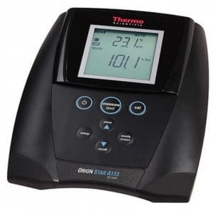 Thermo Fisher Scientific Orion STAR A113 [STARA1130] Dissolved Oxygen Benchtop Meter