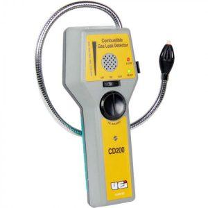 UEi CD200 Combustible Gas Leak Detector, 18″ Gooseneck