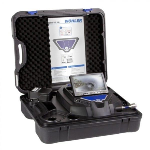 Wohler VIS 200 [6261] Visual Inspection Camera System