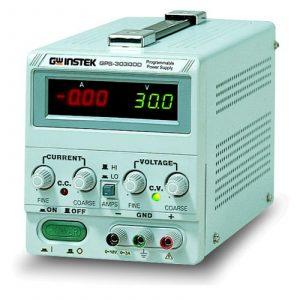 Instek GPS-3030DD 90W Linear D.C. Power Supply