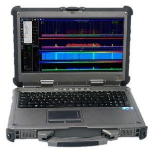Aaronia Spectran NF-XFR PRO Outdoor EMI Spectrum Analyzer Laptop 1 H – 20 MHz