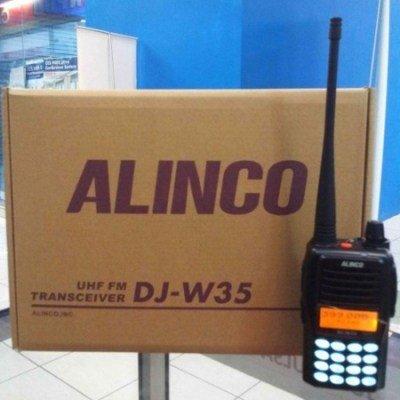 Alinco DJ W35 UHF