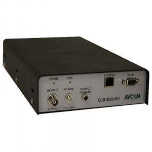 Avcom CLM-2500-KUTX 5 – 2500 MHz, 13.75 – 14.5 GHz Small Form Factor Spectrum Analyzer