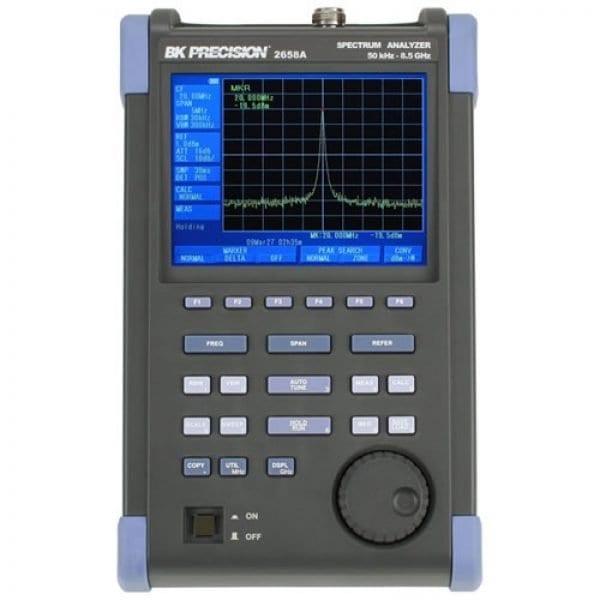 BK Precision 2652A 3.3GHz Handheld Spectrum Analyzer W/ Tracking Generator