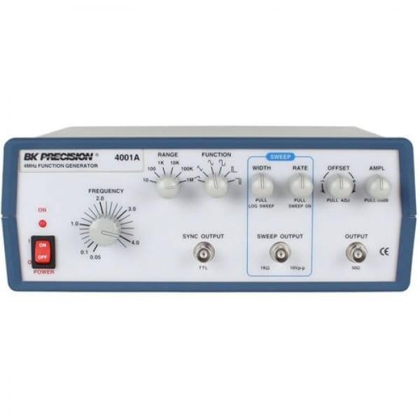 BK Precision 4001A 4 MHz Sweep Function Generators