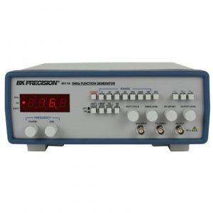 BK Precision 4011A 5 MHz 4 Digit Display Function Generator