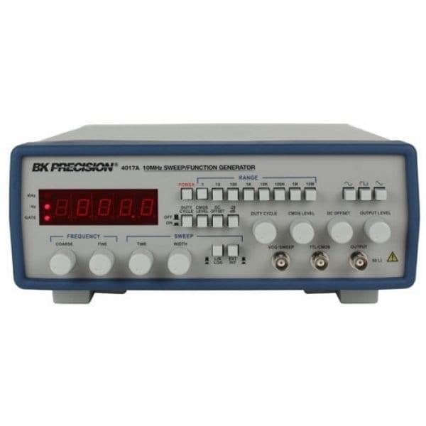 BK Precision 4017A 10 MHz 5 Digit Display Sweep Function Generator