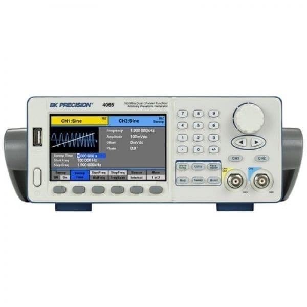 BK Precision 4065 120 MHz Dual Channel Function/Arbitrary Waveform Generator