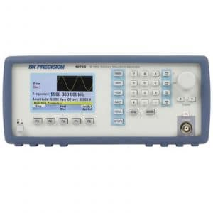 BK Precision 4077B 80 MHz Single Channel Function/Arbitrary Waveform Generator