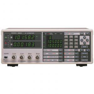 Hioki 3504-60 Dual-Band 120Hz/1kHz Capacitance Meter Built-In GP-IB, RS-232C