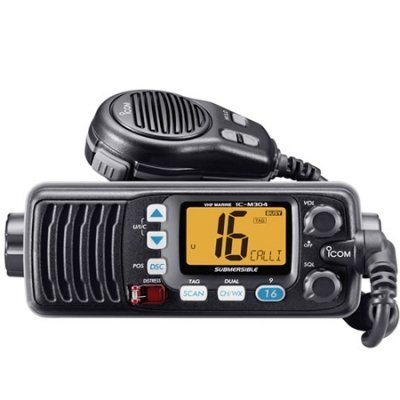 Icom IC-M304 VHF Marine Transceiver
