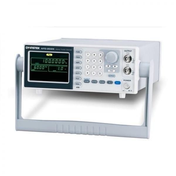 Instek AFG-2100 Series [FG-2125] 0.1Hz To 25MHz, 1Hz Resolution Arbitrary Function Generator