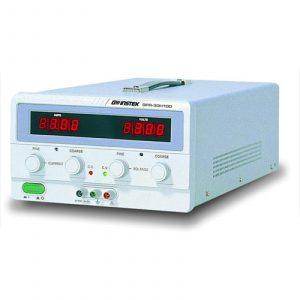 Instek GPR-7550D 375W Linear D.C. Power Supply