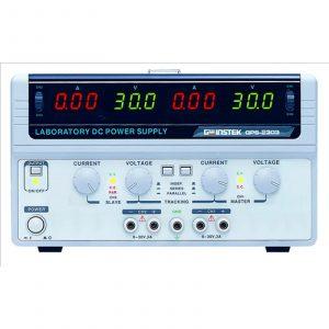 Instek GPS-2303 180W, 2-Channel, Linear D.C. Power Supply