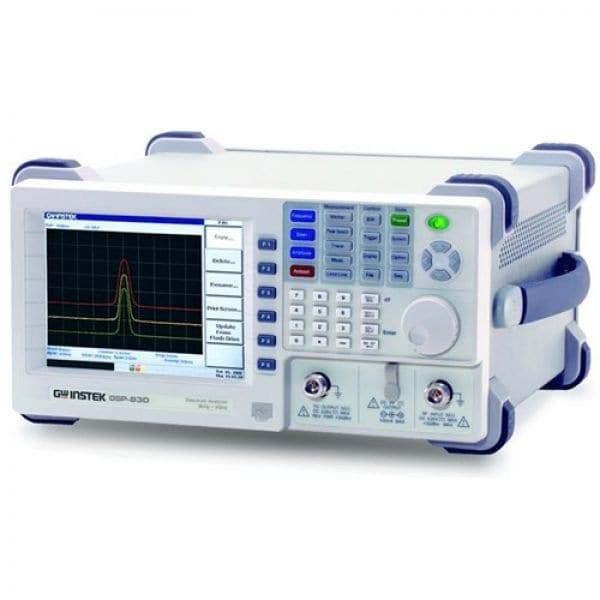 Instek GSP-830 9 KHz-3 GHz Spectrum Analyzer
