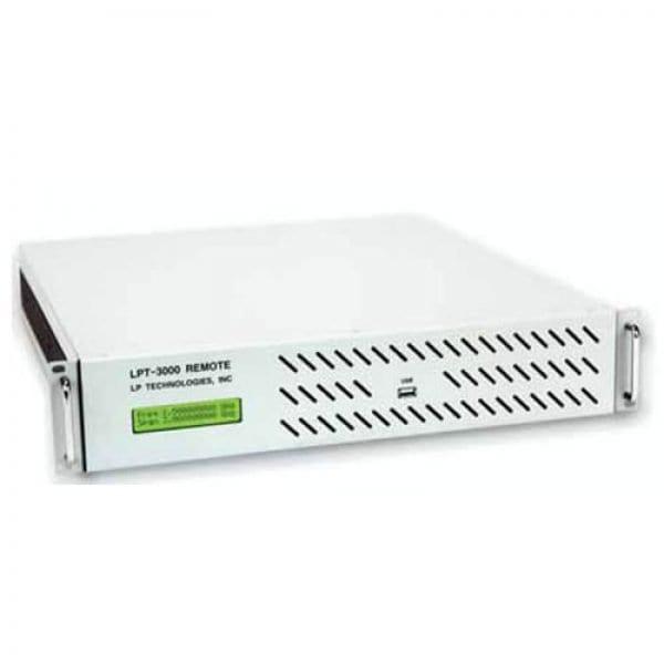 LP Technologies LPT-3000R 3.0 GHz Remote Spectrum Analyzer With 4 Input RF Switch