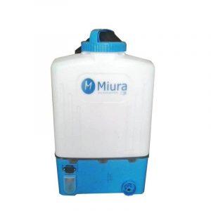 MIURA FX-16 BATTERY Knapsack Electric Sprayer