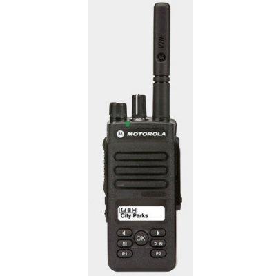 Mototrbo XiR P6620i (Intrinsically Safe)