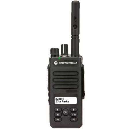 Motorola Mototrbo XiR P6620i