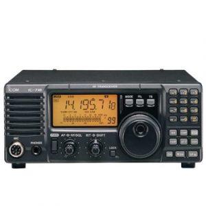 Radio RIG HF / SSB Icom IC-718