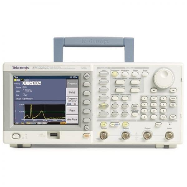 Tektronix AFG3000C [AFG3022C] 25MHz, 2-Channel Arbitrary Function Generator
