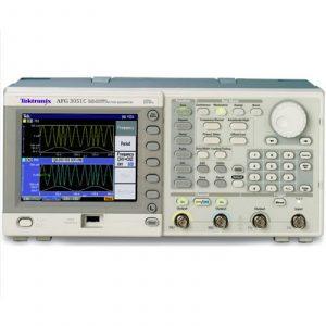 Tektronix AFG3000C [AFG3051C] 50 MHz, Single Channel, 1 GS/S, Arbitrary/Function Generator
