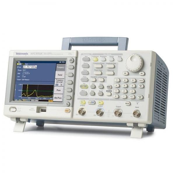 Tektronix AFG3000C [AFG3052C] 50MHz, 2-Channel Arbitrary Function Generator
