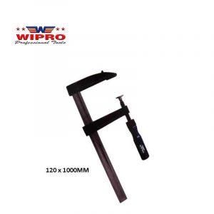 WIPRO 120x1000mm Catok F Heavy Duty (Din Standart)
