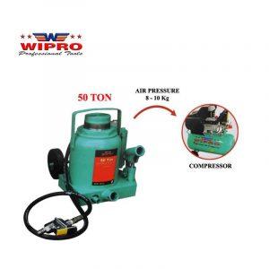 WIPRO DBH-50 Dongkrak Botol 50 Ton (Air Pressure)