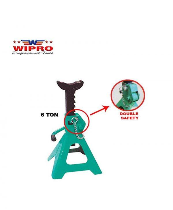 WIPRO T46001-C Dongkrak Penyangga 6 Ton