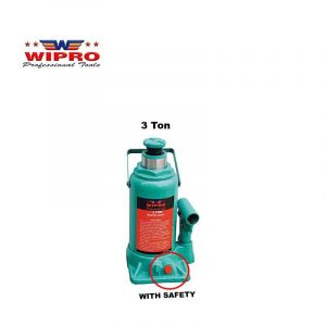 WIPRO T90304 Dongkrak Botol 3 Ton (With Safety)
