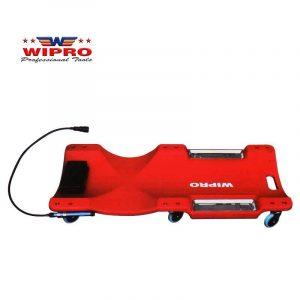 WIPRO YL-6406 Mechanic Creeper W/Lamp (W/Lamp & Mangkok Magnit)