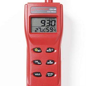 AMPROBE CO2 Handheld Carbon Dioxide Meter