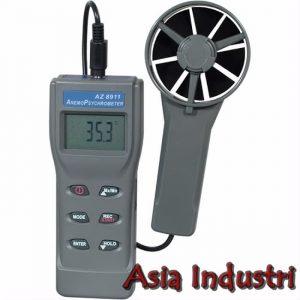 AZ Instrument 8912 Portable Anemometer