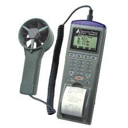 AZ Instrument 9871 Anemometer with Printer