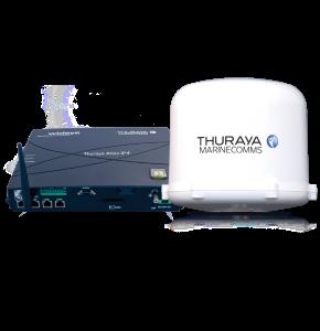 THURAYA Atlas IP+
