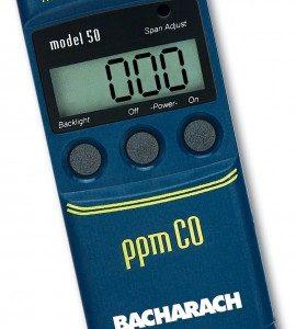 BACHARACH Snifit 50 (0019-7060) Carbon Monoxide Analyzer