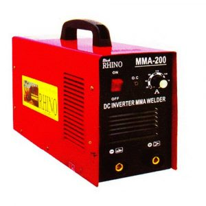BLACK RHINO MMA 200 Inverter Las