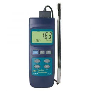 EXTECH 407119 Heavy Duty Anemometer