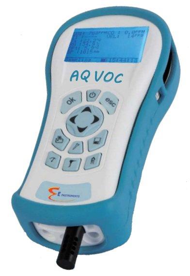 E INSTRUMENTS AQ INCUBA101 Air Quality Monitor