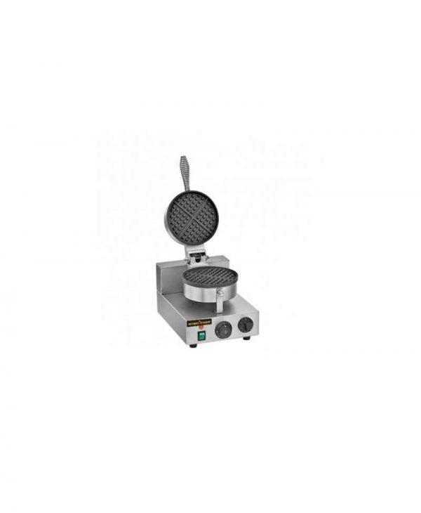 KING CHEF UWB-1 Mesin Plate Waffle Maker/Pembuat Kue Wafel/Mesin Cetak Wafel