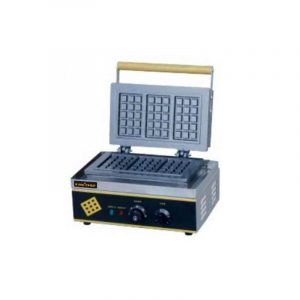 KING CHEF FY-115 Mesin Electric Waffle Stove/Pembuat Kue Wafel Elektrik