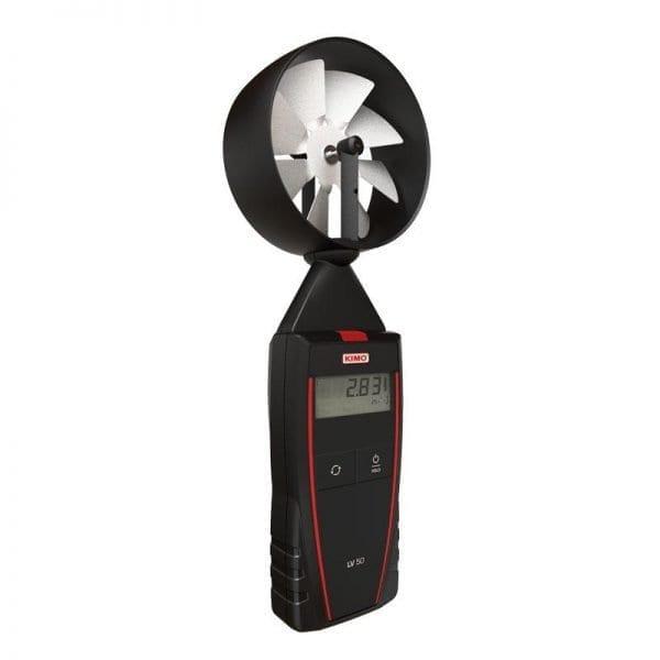 KIMO LV50 Vane Thermo-Anemometer